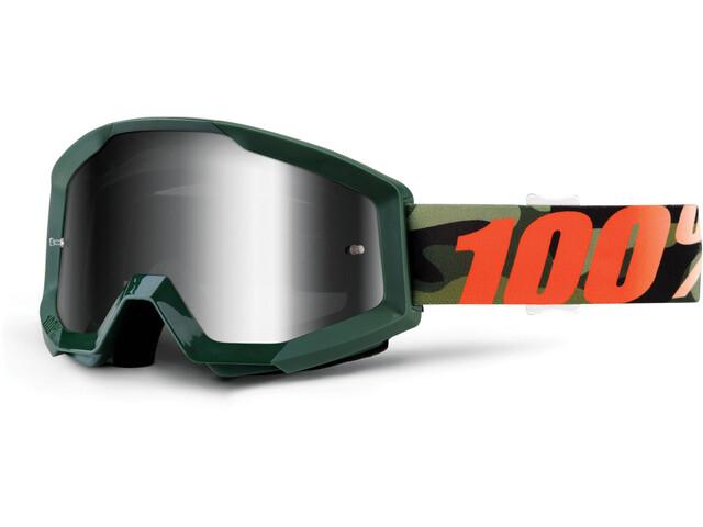 100% Strata - Masque - olive